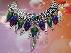 Necklace by xtine Alibert