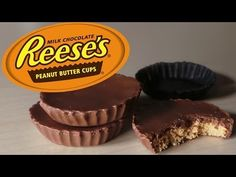 Reese's Peanut Butter Cups - Polymer Clay Tutorial - YouTube