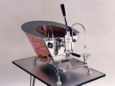PRESTO (1987) by kees van der westen. #coffee #espresso #coffeemachine