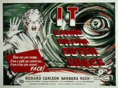 ronaldcmerchant:   IT CAME FROM OUTER SPACE (1953)