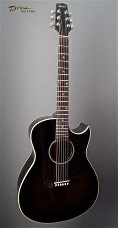 1999 Langejans W6 -  Acoustic Guitar at Dream Guitars