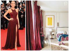 Marsala: fashion x decor