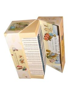 The World of Peter Rabbit (The Original Peter Rabbit, Books 1-23, Presentation Box) by Beatrix Potter,http://www.amazon.com/dp/0723257639/ref=cm_sw_r_pi_dp_NPfktb05DXA22VYX