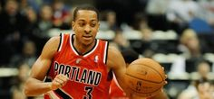 NBA - basket - C.J. McCollum - Damian Lillard - Wesley Matthews - LaMarcus Aldridge - playoffs - Portland Trailblazers - career high