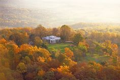 Nothing beats Monticello in the Fall!