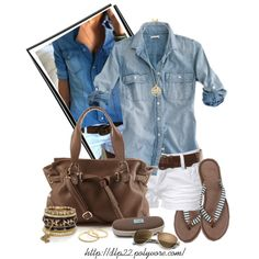 Brown and Denim-Old Pin but these items could be easily copied :)