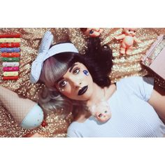 Melanie Martinez interview - BrightestYoungThings - DC ❤ liked on Polyvore featuring melanie martinez