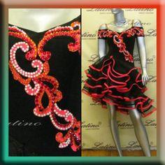 LATIN-RHYTHM-SALSA-BALLROOM-COMPETITION-DANCE-DRESS-SIZE-S-M-L-LT689