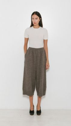 Clora Knit Pants by A Detacher