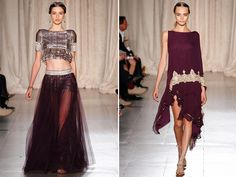 Featuring ideas and inspiration straight from Fashion Runways. Features: Marchesa Spring 2013 New York Fashion Week