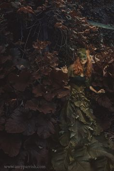 """""""Green Woman"""" by Amy Parrish"""