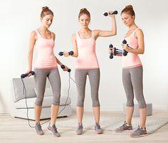 Sada na kondiční cvičení 5 v 1