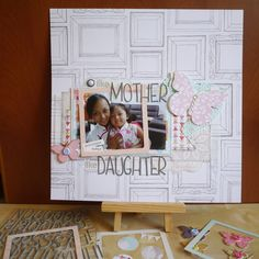 Saturday Share: Like Mother Like Daughter {Alice in Craftyland}