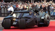 Holy lawsuit, Batman! U.S. court affirms Batmobile's copyright | Grand Forks Herald