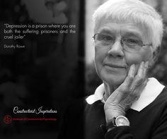 Dorothy Rowe - Psicologa australiana