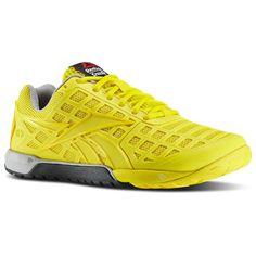 NEW REEBOK CROSSFIT NANO 3.0 Yellow WOMENS 10 NIB #ReebokCrossfit #Athletic