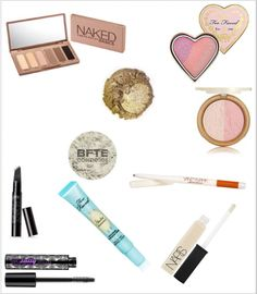 Makeup Wars - Beauty Blogger Travel. Click through to see what we bring! #beauty #makeup #travel