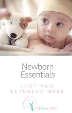 Newborn Baby Essentials Checklist - With Love Baby South Africa Baby Journal, Newborn Essentials, Baby Blog, Breastfeeding, Africa, Teddy Bear, Baby Diary, Breast Feeding, Teddy Bears