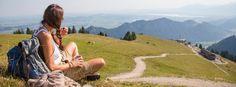 Urlaubszeit in den Alpen...