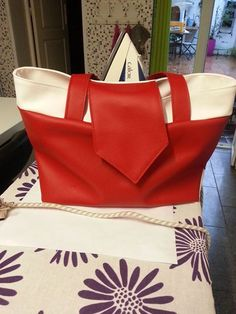 Le sac Madison rouge