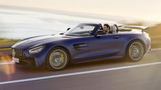 Mercedes-AMG are releasing the roadster version of their AMG GT R, complete with all the same gear from the coupe and a limited production run of 750 units. Mercedes Sports Car, Mercedes Amg Gt R, Beast, Ac Cobra, Dodge Viper, Geneva Motor Show, Power Boats, Twin Turbo, Car In The World