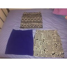 3 for 15!New never worn body con skirts Never worn forever 21 tribal print body con skirts size small. 3 for 15! Forever 21 Skirts Mini
