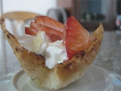 Persian & Greek Yogurt from The White Mustache, made in New York State!