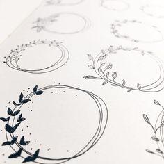 Varianten von Floral Wreath ☘️