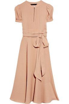 mimi silk crepe dress ▲ marc by marc jacobs