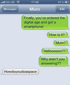 Why Moms Shouldn't Text