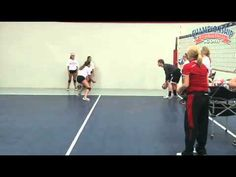 Individual Defense Fundamentals for Volleyball - YouTube