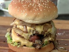 Check out MY VERSION of what is being touted as The best burger west of the Rockies The Shooting Star Saloons Star Burger GETTING READY Preheat the grill....
