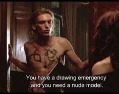 Jamie Campbell Bower shirtless in The Mortal Instruments: City of Bones