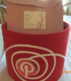 Pinterest Party - take home bags.
