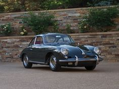 1964 Porsche 356C Carrera 2 Coupe