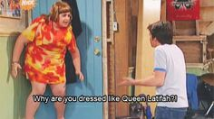 """This moment from the pilot episode. 35 Memorable Lines From """"Drake And Josh"""" Drake And Josh Quotes, Drake Und Josh, Josh Peck, Nickelodeon Shows, Queen Latifah, Tv Show Quotes, Movie Quotes, Funny Quotes, Funny Memes"""