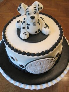 dalmatian cake - Google Search