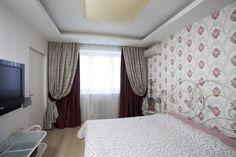 Уютная современная спальная. #дизайнспальни