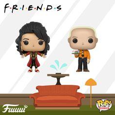 Janice Friends, I Love My Friends, Friends Show, Funko Pop Dolls, Funko Pop Figures, Pop Vinyl Figures, Friends Merchandise, Funk Pop, Pop Toys