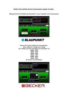 SOFTWARE-RADIO-CODE-PIN-GENERATOR   eBay