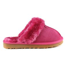 1eacbb5bac3 Pink Ugg Coquette Slippers