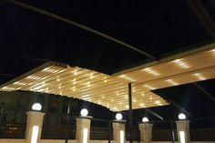 Pergola Curbata Retractabila Opera House, Building, Buildings, Construction, Opera, Architectural Engineering