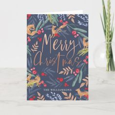 """Christmas Card 
