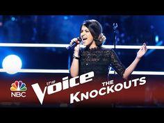 """▶ The Voice 2014 Knockouts - Mia Pfirrman: """"Human"""" - YouTube"""