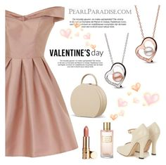 Heart Pendants for Valentine's Day gifts by pearlparadise on Polyvore featuring polyvore fashion style Chi Chi Gucci Estée Lauder clothing valentinesday heartpendant pearlparadise pearlpendant