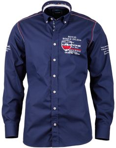 Das marineblaue #Herrenhemd von CLAUDIO #CAMPIONE glänzt mit dem einmaligen Design, perfekter Passform und in höchster #Qualität.