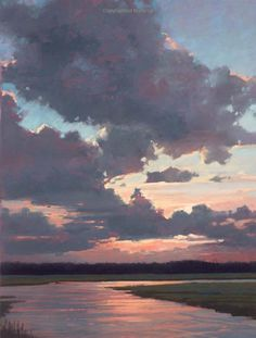 Painting Brilliant Skies & Water in Pastel: Secrets to Bringing Light and Life to Your Landscapes: Liz Haywood-Sullivan: 9781440322556: Amazon.com: Books