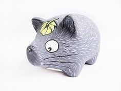 Totoro piggy bank <3