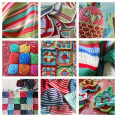 little woollie: Crochet 2012 in pictures..(and a few words)