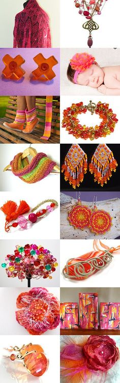 Hot! Hot! Hot! by Allison and Sheryl on Etsy--Pinned with TreasuryPin.com